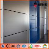 A2 класса огнеупорные алюминиевых композитных панелей для монтажа на стену Clading акт