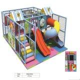 Дешевые крытый детская площадка, крытый парк развлечений оборудование, Naughty замок