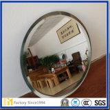 specchio personalizzato qualificato 4mm di 2mm 3mm per la stanza da bagno dell'hotel