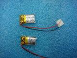 Bateria recarregável 481220pl 80mAh do Li-Polímero