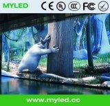 최신 판매 P4.81/P6/P6.25 옥외 발광 다이오드 표시