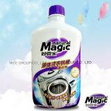 Emplacement de la machine à laver magique naturel liquide de nettoyage