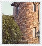 Pietra artificiale della coltura per la parete o il pavimento del castello della villa
