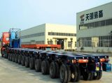 130t Multi-Axle Trailer Modular