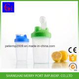 Eindeutige Form-unzerbrechliche Karosserien-Plastikschüttel-apparatcup