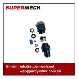 Mal-Aluminiumlegierung-mini pneumatischer Luft-Zylinder-Installationssatz