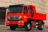 Sinotruk 새로운 황하 4X2 6 짐수레꾼 8m3 덤프 트럭