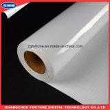 OEM 고품질 광택 있는 찬 박판 PVC 필름 방수 잉크 제트 필름