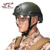 Fast Mh casco estilo casco militar Airsoft uso del casco para Wargame