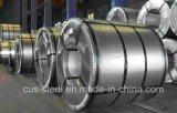 Zinc90 a galvanisé les bobines en acier/la bobine en acier galvanisée par qualité principale
