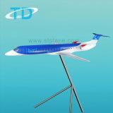 BMI erj-145 Vliegtuigen van de Grote Schaal van de Hars de Model Regionale