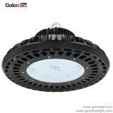 China Factory Bom Preço 5 Anos de garantia elevada eficiência 130lm/W UFO 60W Baía de baixa luz de LED