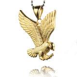 Ожерелье золота нержавеющей стали 2017 способов животное привесное