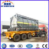 20ft 40FT chimique du réservoir de liquide corrosif, de conteneur Conteneur ISO pour la vente de pétroliers