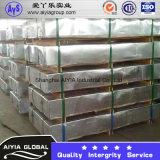Bobina de aço galvanizado Z275 / Folha de ferro galvanizado