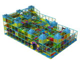 Multifuncional Novo tipo Kids Play System Indoor Playground