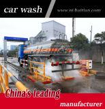 Macchina automatica della lavata della rotella del camion di uso della zona mineraria della costruzione