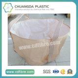 FIBC circular Grande Saco Ton a granel para o cimento de embalagem