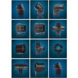 Plaque de bride de fusion de bout pour l'ajustage de précision de pipe de PE