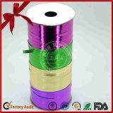 Färbendes lamelliertes Mult-Spule Farbband für Hochzeits-Dekoration