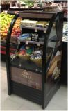 Embraco 압축기를 가진 Supermarkst 야외 냉각장치 냉장고