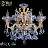 Form und Präfekt-Entwurfs-Wasser-blaues Kristallleuchter-Licht