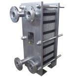 Marco y junta de la placa del cambiador de calor (BM30-1.0-200-E)