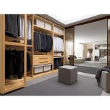 Multifunctionele Walk-in Garderobe Selves voor Kleedkamer