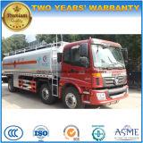 Caminhão de petroleiro de 20 eixos de T Auman 3 20 do depósito de gasolina toneladas de preço do caminhão