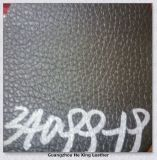 PU de cuero sintético de PVC para la tapa del asiento del coche, sofá,