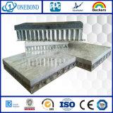 Steinverbundbienenwabe-Panel für Außenwand-Dekoration