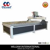 Machine de gravure acrylique de travail du bois de graveur de commande numérique par ordinateur de professionnel principal simple