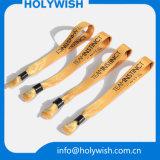 Bracelet actif de polyester de tissu d'usure pour la sublimation remplaçable