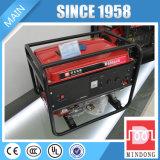 Mini Tipo Mg2500 Series 60Hz 2.5kw / 230V Gasoline Generator para uso doméstico