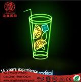 Luz de neón del adorno del precio al por mayor LED para el restaurante