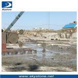 Granito Bloquear la máquina de corte de piedra Minería