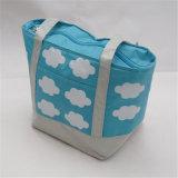 La nueva versión del bolso del almuerzo del bolso del aislante termal del paquete de hielo de la nube (GB#241)