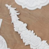A decoração do teto do plutônio dos Onlays de Rosa do poliuretano Ornaments Hn-S053