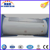 envase del depósito de gasolina de 20feet 22tons Tetrafluoroethane con ISO ASME BV Csc