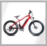 """26 """" إطار العجلة سمين درّاجة كهربائيّة مع يخفى جانب عملّيّة سحب بطارية و [250و-1000و] ترس محاكية"""