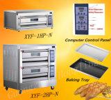 Oven van het Dek van de Machine van het Baksel van het Brood van de Prijs van de fabriek de Nieuwe voor Verkoop