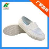 研修会のための帯電防止網の靴