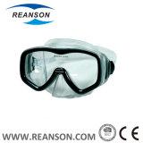 緩和されたガラスレンズが付いているカスタム新しいシリコーンのダイビングマスク