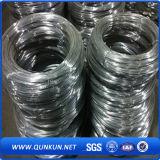 La qualité a reconnu le fil galvanisé Chaud-Plongé
