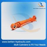 3 Cilinder van de Boom van het Graafwerktuig van de duim de Hydraulische