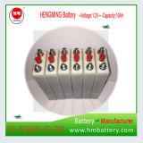 Série 2017 cadmium-nickel de la batterie rechargeable Gn/Kpl de Hengming (batterie Ni-CD de 1.2VDC 10Ah)