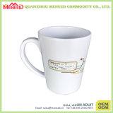 Mok van de Melamine van het Gebruik van de Winkel van de koffie de Onverbrekelijke