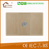 Fábrica de Wenzhou Interruptor de luces de control de sonido