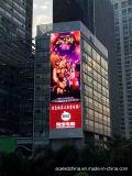 Painel LED P10 SMDの屋外広告のデジタルビデオ・ディスプレイスクリーン