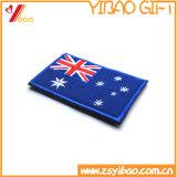 Zone calde del ricamo delle foglie di acero di vendite, distintivo, accessori tessuti dell'indumento, tessuto (YB-PATCH-415)